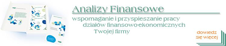 Systemy Symfonia - Analizy Finansowe