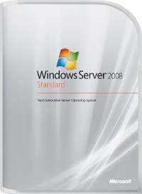 Microsoft Windows Server 2008 Standard