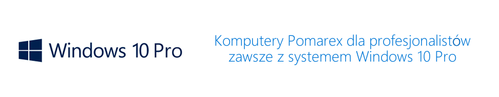 Windows 10 Pro - biały